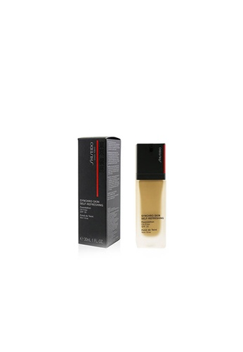 Shiseido SHISEIDO - 感肌同步持久粉底 SPF 30 - # 420 Bronze 30ml/1oz FB0CFBE9BE0CC4GS_1