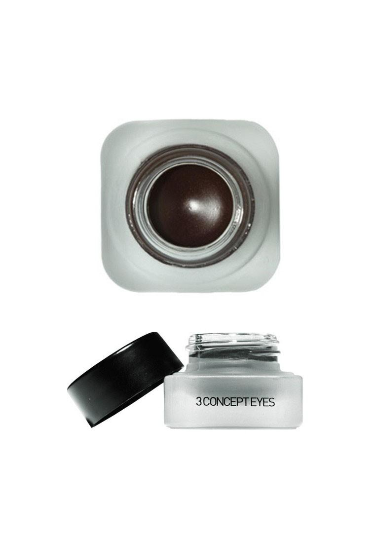 3CE Gel Eyeliner - Glitter Red Bean