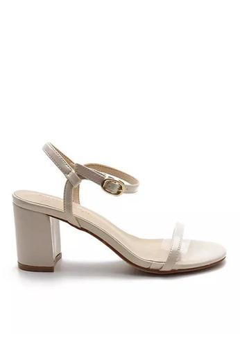 Twenty Eight Shoes Strap Heeled Sandals 5691-6a A40D9SH0A3C486GS_1