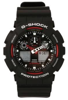 G-Shock Watch GA-100-1A4DR