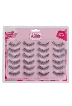 Eyelashes Natural Flair #2 - 12 Pair