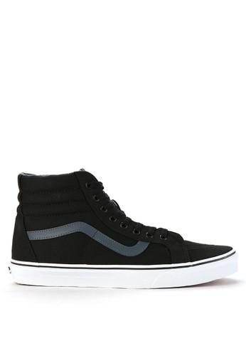 Vans black Ua Sk8-Hi Reissue VA142SH0VUD3ID_1