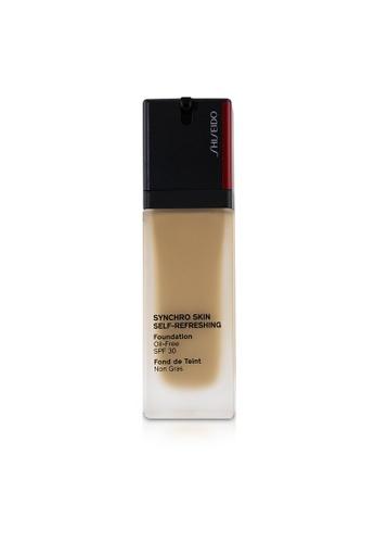 Shiseido SHISEIDO - Synchro Skin Self Refreshing Foundation SPF 30 - # 350 Maple 30ml/1oz BB3F3BE5A47B38GS_1