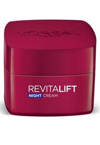 L'Oréal Paris L'Oreal Paris Revitalift Night Cream 50ml LO618BE40MHFMY_1