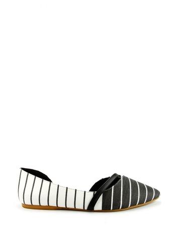 Cardam's Lifestyle black Nalani Flats CA993SH14ANXPH_1