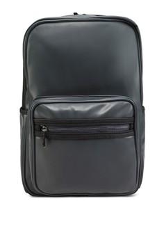 Framed Zippered Backpack