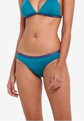 Patagonia blue Solid Nano Grip Bikini Bottom PA549US0RKPEMY_1