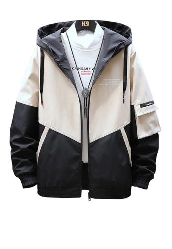 Twenty Eight Shoes brown VANSA  Fashion Hooded Coat VCM-C001 B4BDBAA99889B3GS_1