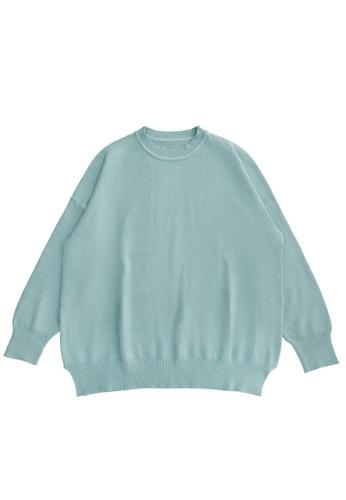Twenty Eight Shoes Lightweight Knit Sweater 1880W20 BE184AAA4C9DE0GS_1