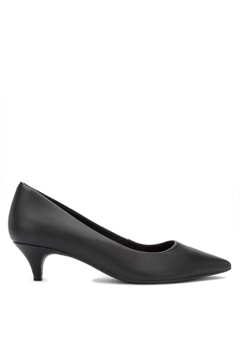9c685098c25e Malu Super Comfort black Classic Low Pointed Heeled Pumps Comfort Shoes  6E4A2SH239C5F6GS 1