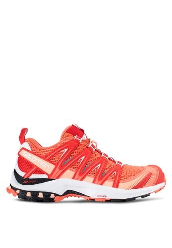 Salomon orange Xa Pro 3D Shoes SA438SH14WDPMY_1