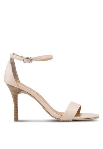5ec6b318eae3 Buy Heatwave Ankle Strap Heels Online on ZALORA Singapore