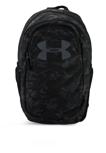 Under Armour grey UA Scrimmage 2.0 Backpack 82DDCACDB062A6GS_1