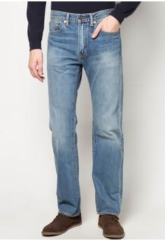 Regular Fit Plaster Jeans