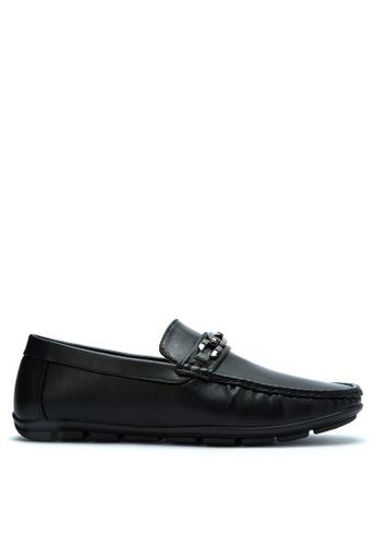 H2Ocean black Nazario Loafers & Moccasins H2527SH0KFK6PH_1
