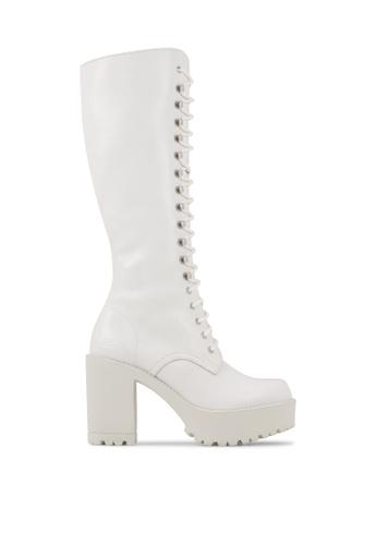 86d78e08c53 Buy ROC Boots Australia Lash White Boots Online on ZALORA Singapore