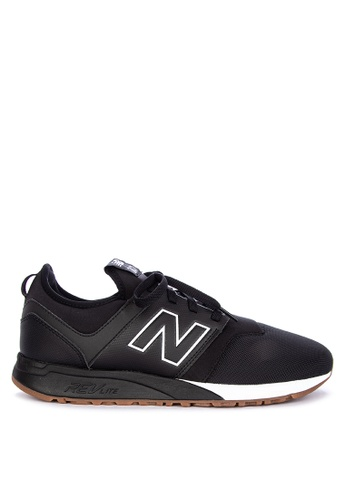 New Balance black 247 V1 Lifestyle Shoes 9F5F1SH0486046GS_1