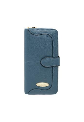 British Polo blue British Polo Lrory Wallet 46A30AC69E959FGS_1