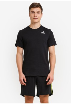 【ZALORA】 adidas 性能 cross-up T卹