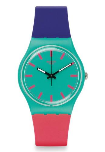 Swatch Jam Tangan Wanita GG215 SHUNBUKIN