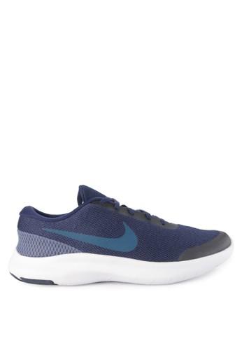 Nike blue and multi Nike Flex Experience Rn 7 Shoes 2BBAFSHABD2348GS_1