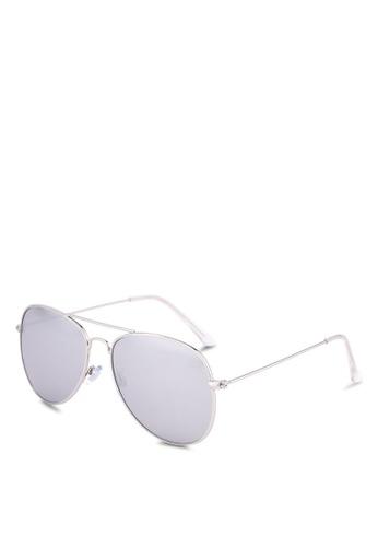 eadca6af67 Buy Rubi Arabella Metal Sunglasses Online on ZALORA Singapore