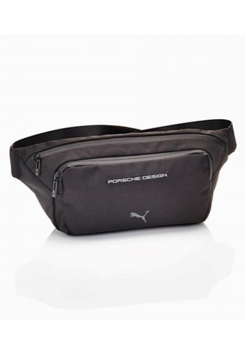 Porsche Design black PUMA x Porsche Design Black Crossbody Bag Sporty Fanny Pack Sports Fashion Bags Sling 35253AC3FCF2EBGS_1