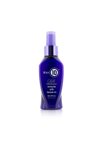 It's A 10 IT'S A 10 - Silk Express Miracle Silk Leave-In 120ml/4oz FB448BE9A1DC69GS_1