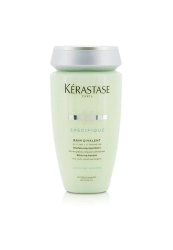 Kérastase KÉRASTASE - Specifique Bain Divalent Balancing Shampoo (Oily Roots, Sensitised Lengths) 250ml/8.5oz A4696BE4184D0BGS_1