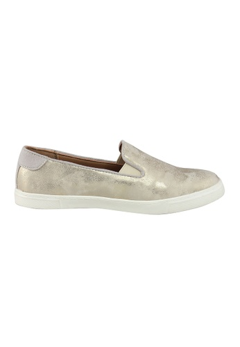 London Rag beige London Rag Women's Slip-on Sneakers SH1135 72F52SH704DE15GS_1