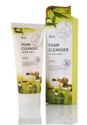 Ekel Snail Foam Cleanser 932C6BED561B27GS_1