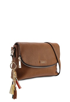 b233e0fc5ef ALDO Rentsch Fish Mouth Flap Crossbody Bag RM 279.00. Sizes One Size