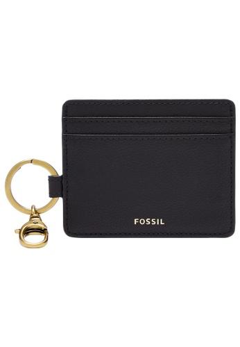 Fossil black Sofia Card Case SWL2673001 3BF06AC0403791GS_1