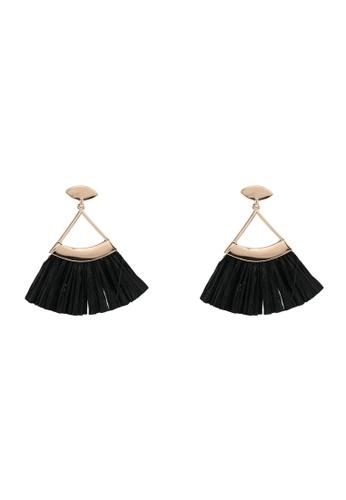 ALDO black Colledara Pierced Earring 14DF3ACCAC3306GS_1