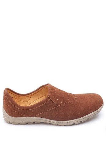 Dr. Kevin brown Dr. Kevin Men Casual Shoes Slip On 13252 - Brown DR982SH17LZUID_1