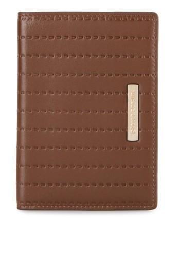 PIERRE CARDIN brown Pierre Cardin Agra Col. 04 Passport Wallet - Brown 8CDE5ACEC1E93FGS_1