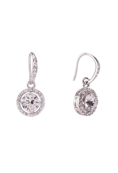 13aef7269 Mestige silver Liberty Earrings With Swarovski Crystals A8CEAACDC304F5GS_1