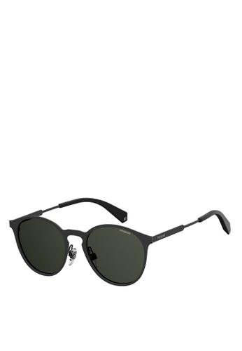 Polaroid black PLD 4053/S Sunglasses 9F6B4GL9548920GS_1