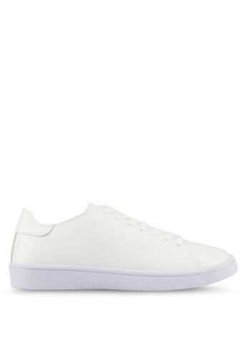 ZALORA white Essential Sneakers 9EA3CSHE65DD75GS_1