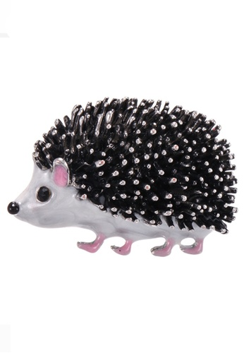 Sunnydaysweety multi Little Hedgehog Brooch CA030218 C670BACF5C6423GS_1