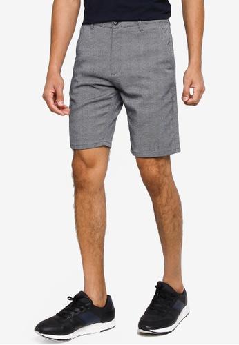 !Solid white and multi Oswald Shorts 2619EAA34E96E5GS_1