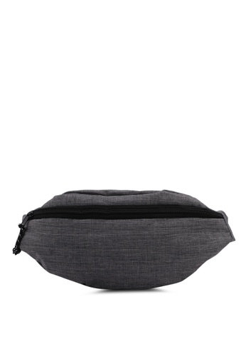 Topman grey Grey Cross Body Bag 194AAACA954450GS_1