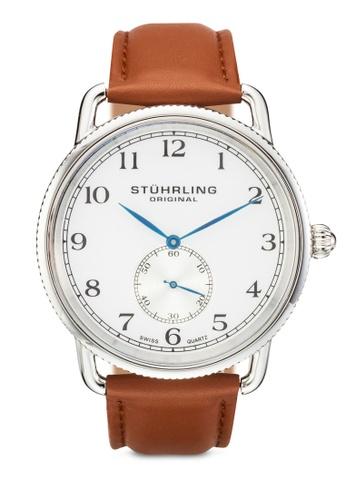 Stuhrling Original brown Decor Watch ST251AC31MZOMY_1