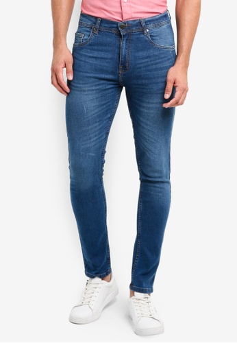 threads by the produce blue Skinny Jeans C461DAA9BFFE56GS_1