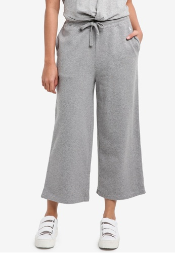 Jack Wills grey Erwin Cropped Joggers 4A406AABCA96E5GS_1