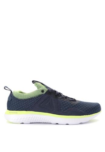 Reebok blue Astroride Run Fire Running Shoes RE600SH67OEQPH_1