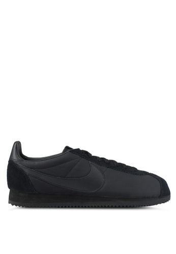 Nike black Nike Classic Cortez Nylon Shoes NI126SH0STQTMY_1