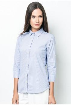 Lauren Quarter Sleeves Top