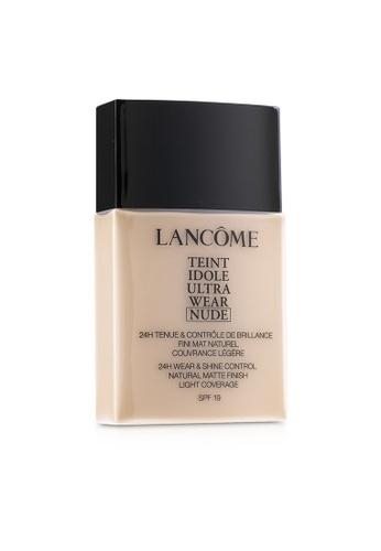 Lancome LANCOME - Teint Idole Ultra Wear Nude Foundation SPF19 - # 03 Beige Diaphane 40ml/1.3oz 8D9D2BE121F699GS_1