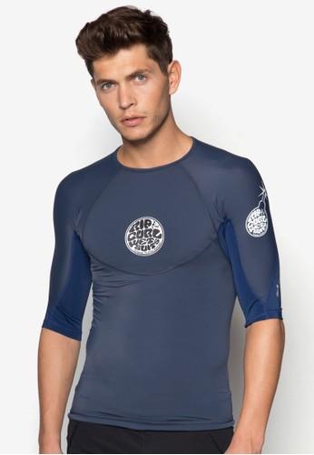 UVT 短袖衝浪衛衣, 服飾, esprit retailRashguards
